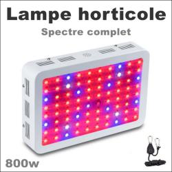 Lampe horticole 600w full...